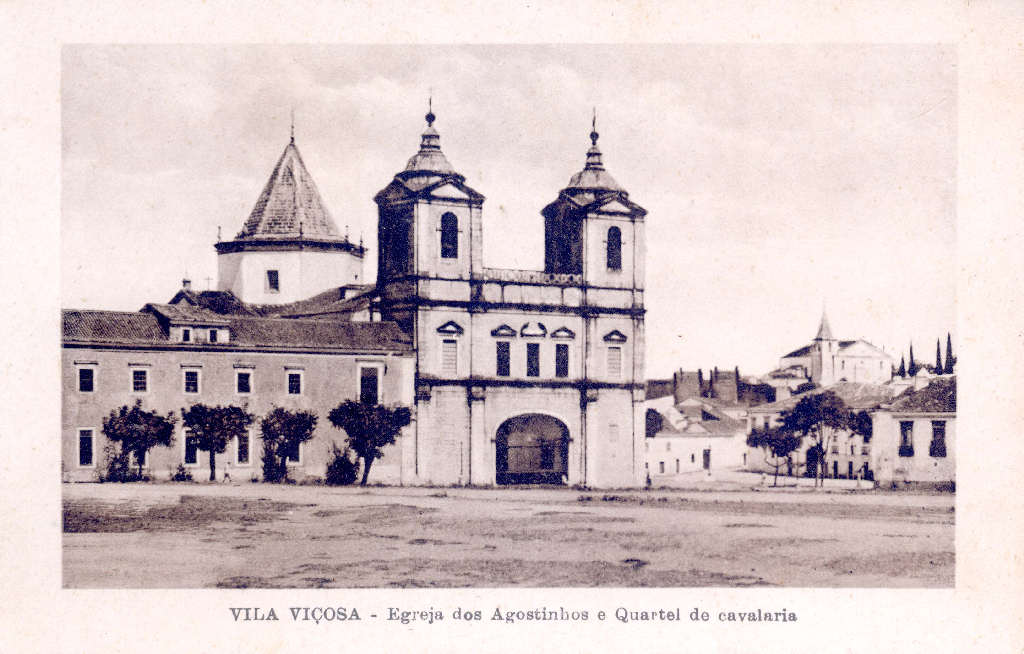 Vila Vicosa, St Augustine Monastery (www.prof2000.pt)