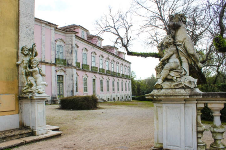 The Royal Palace, Queluz