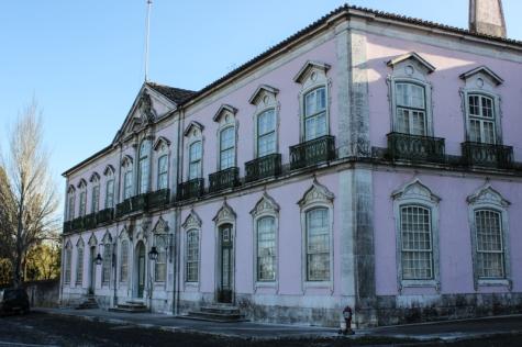 Part of the Royal Palace, Queluz