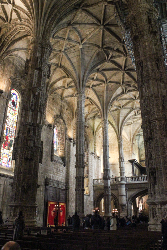 Church of St Jeronimos, Lisbon
