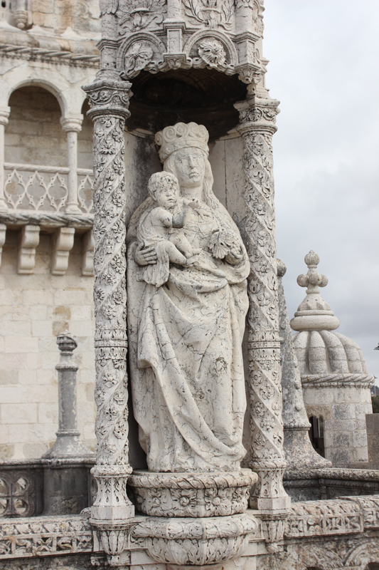 The Virgin of Belem (aka The Virgin of the Grapes)