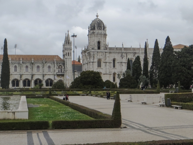 Monastery and Church of St Jeronimos, Lisbon