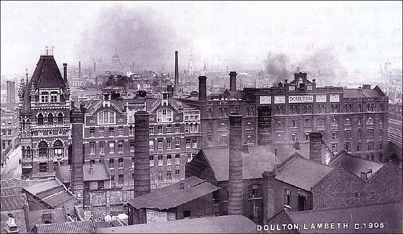 Doultons, 1901 (www.collectingdoulton.com)