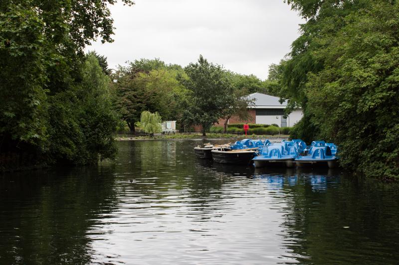 The Lake, Southwark Park