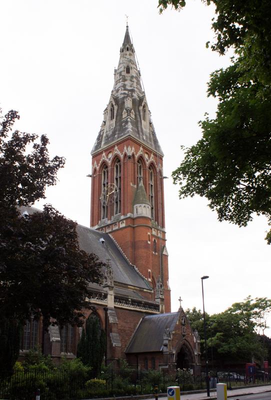 St John the Divine, Kennington
