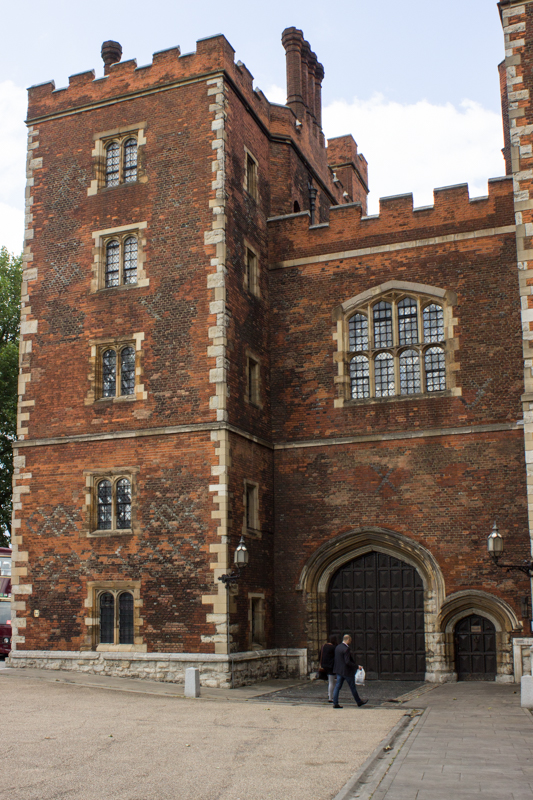 Morton's Tower, Lambeth Palace (1490)