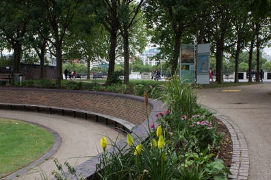 Bernie Spain Gardens