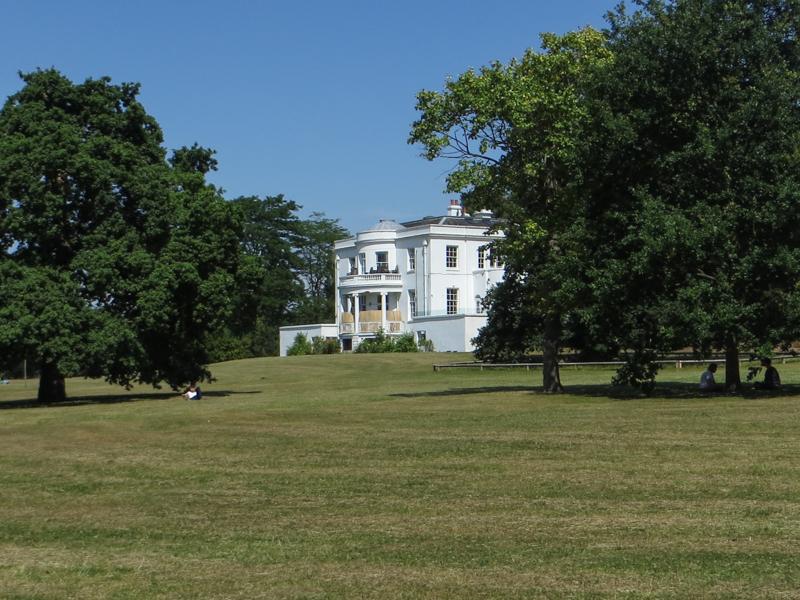 Belair House & Park