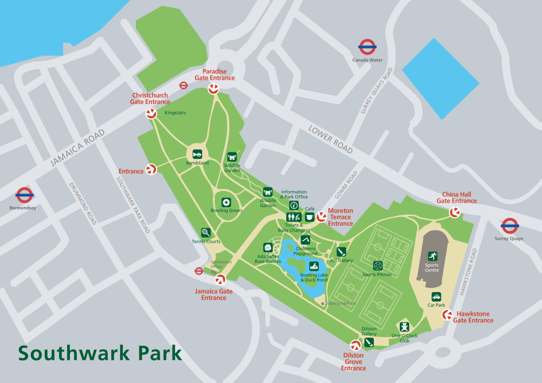 Map_of_Southwark_Park