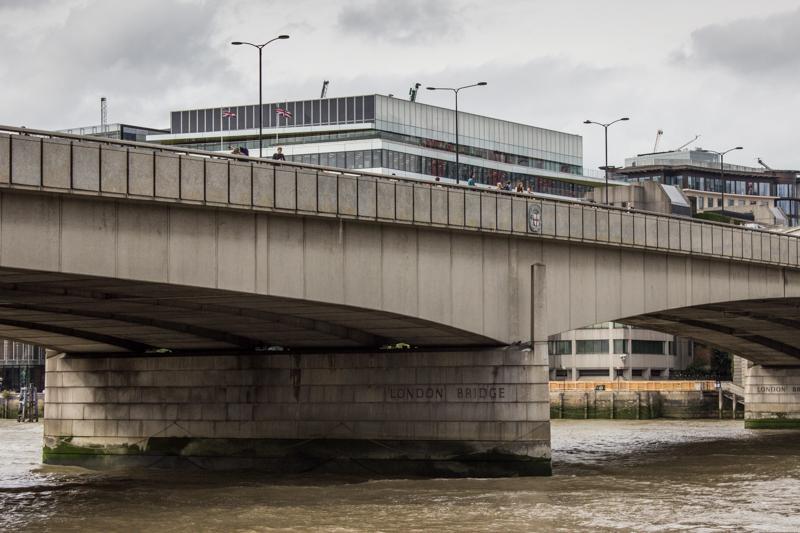 London Bridge today