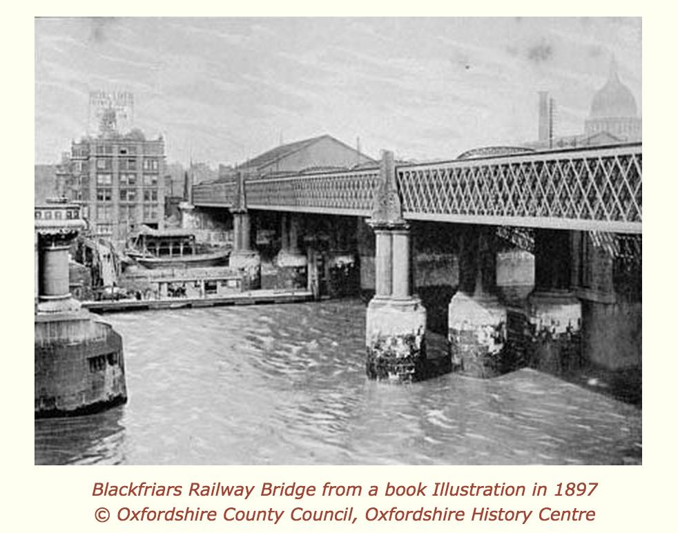 Blackfriars Railway Bridge (www.tommyburns.org.uk)