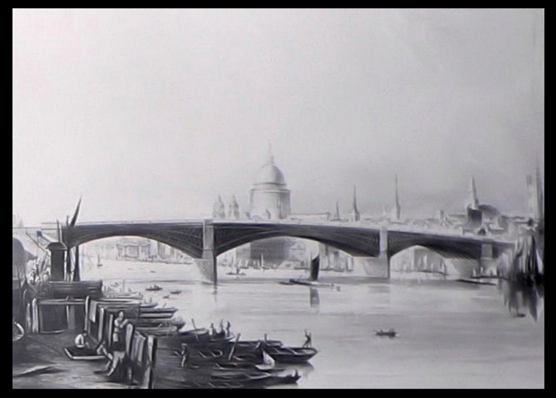 Rennie's Southwark Bridge (Wikipedia)