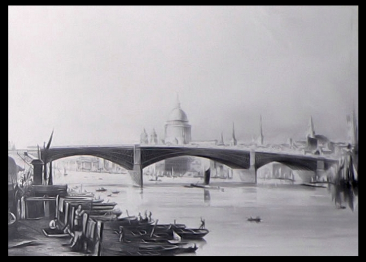 Rennie's Southwark Bridge (Wikipedia)