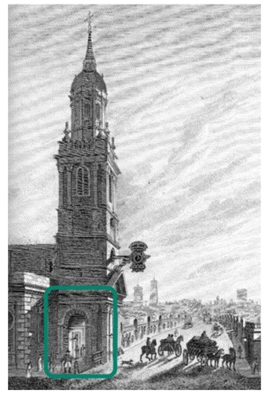St Magnus with Old London Bridge (www.historic-uk.com)