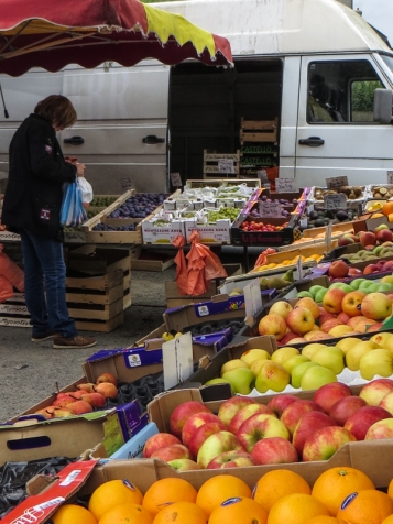 Daoulas Sunday Market