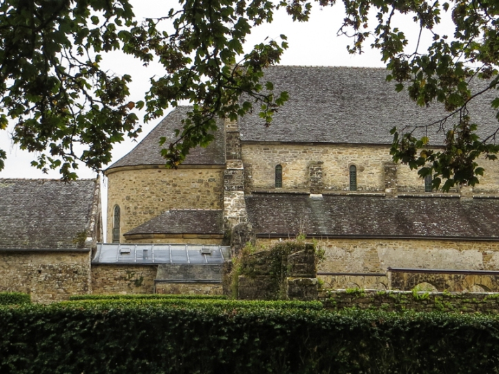The Abbey of Daoulas