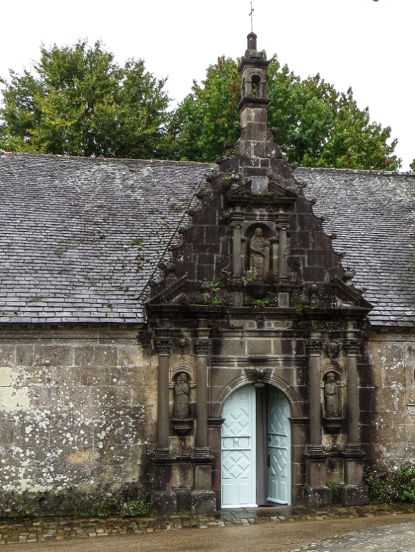 The Chapel of St Anne, Daoulas