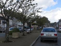 Huelgoat square