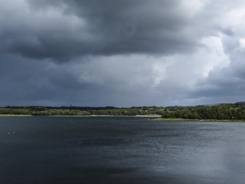 Drennec Dam, Monts d'Arree