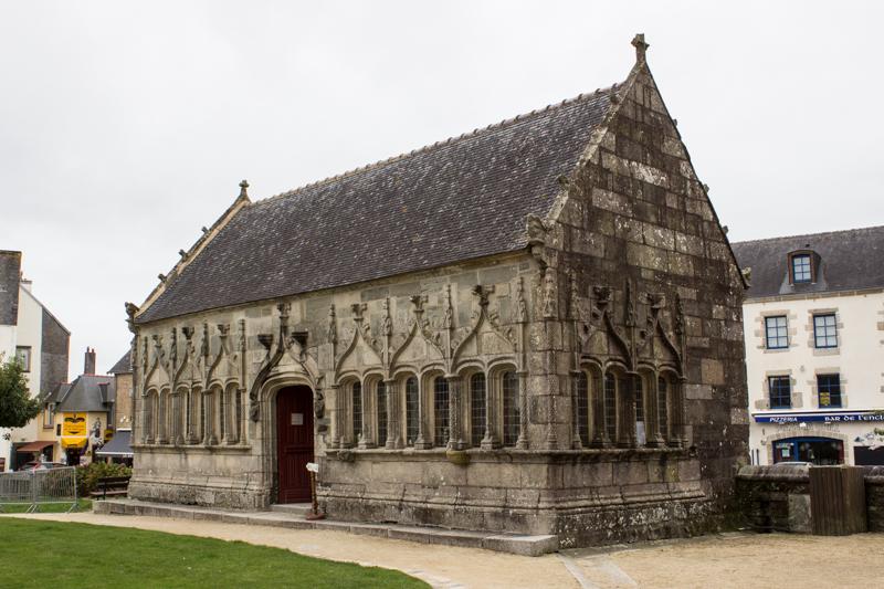 The Ossuary, Pleyben Church