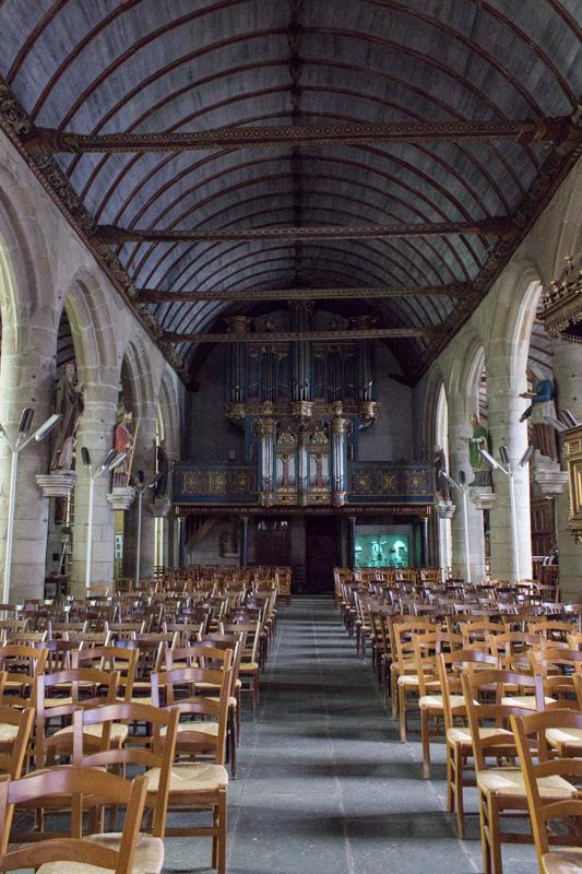 Pleyben Church