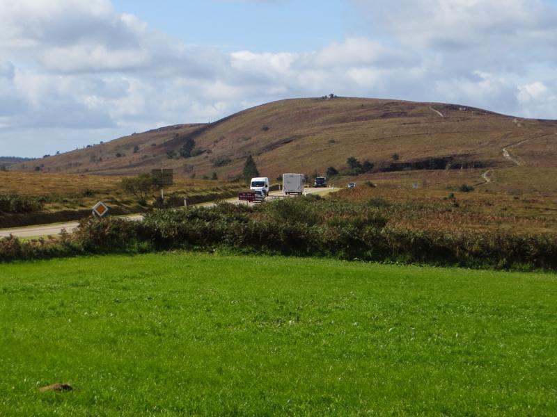 The Monts d'Arrees
