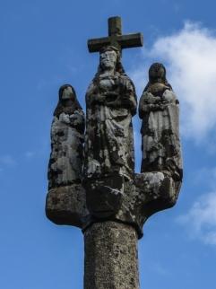 Calvary in St Meen