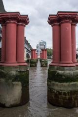 The London, Chatham & Dover Railway Bridge