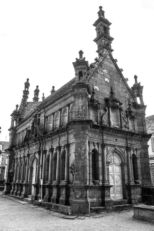 St Thegonnec - the Ossuary