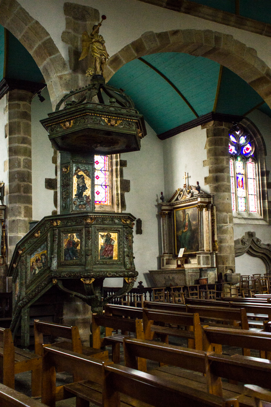 Notre Dame, Plourin les Morlaix
