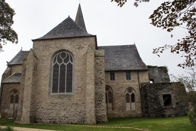 The Church at Le Relecq