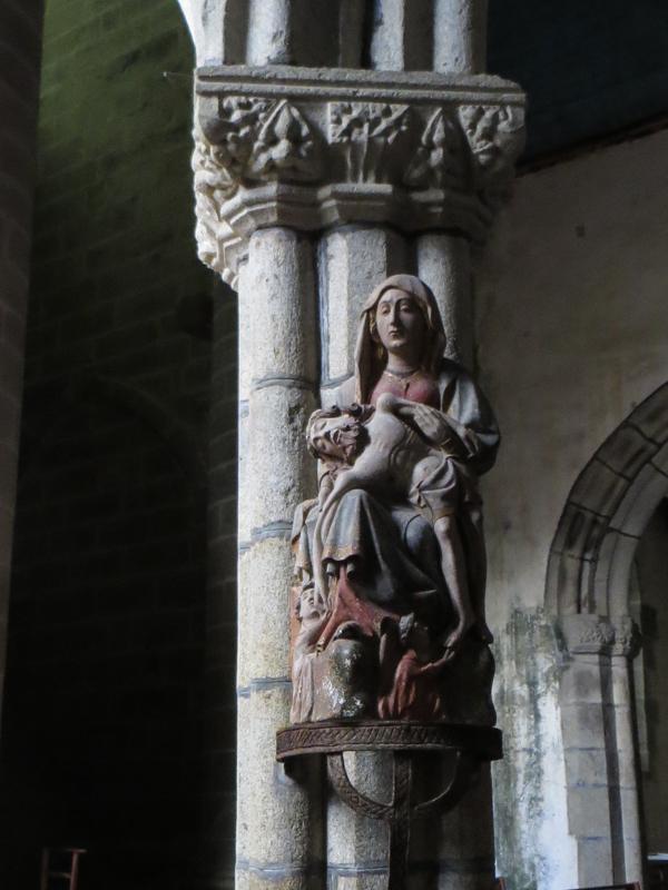 15C Pieta, Saint-Herbot