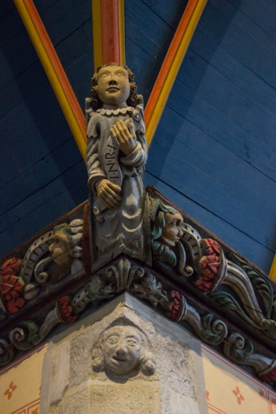 Sizun Church