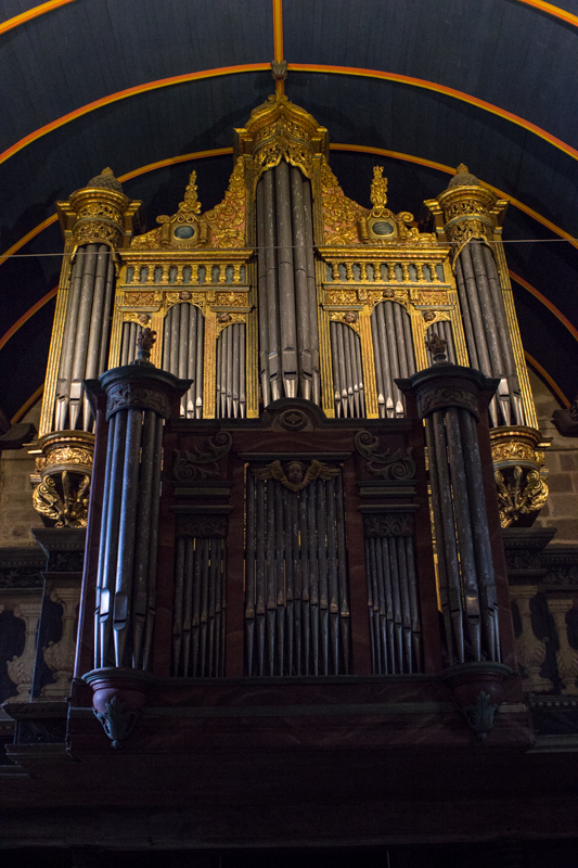 The Organ, Sizun Church