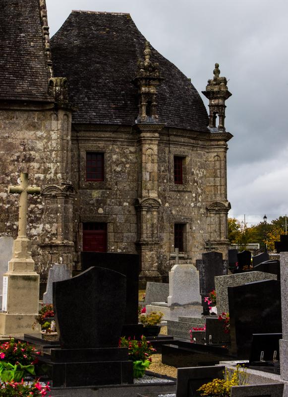 Bodilis Church