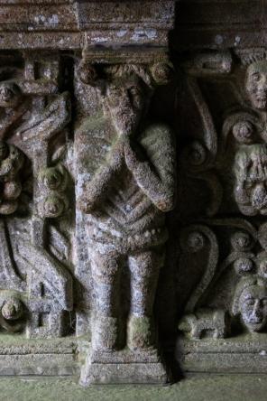 Bodilis Church, South Porch
