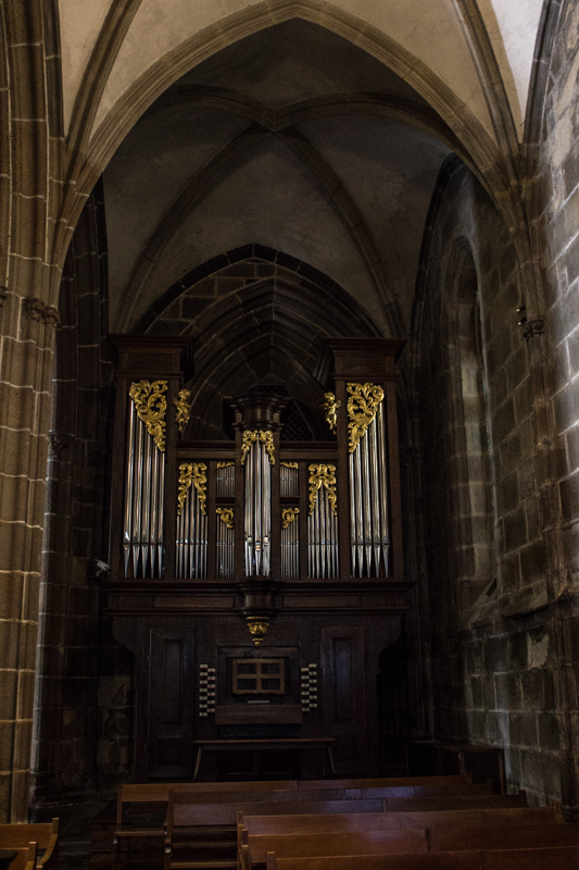 The Organ, Le Folgoet Church