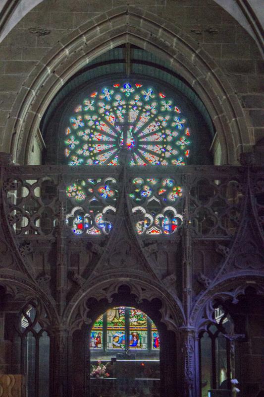 The Rood Screen, Le Folgoet Church