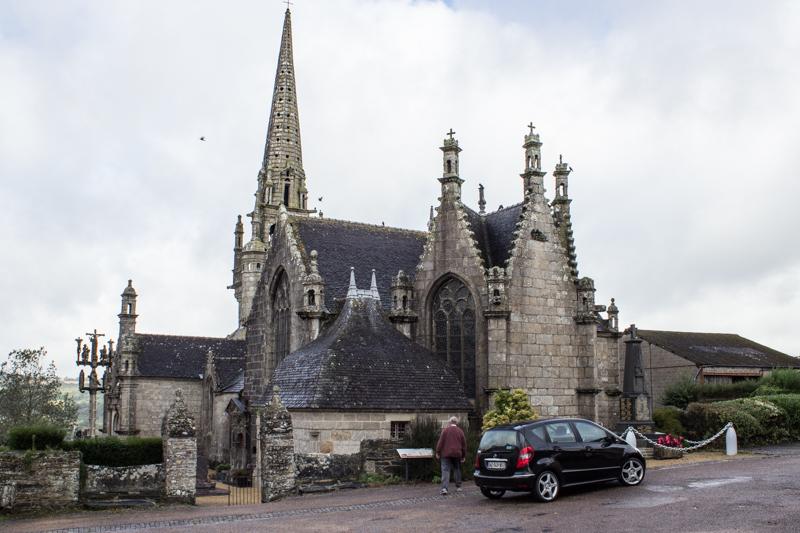 Locmelar Church
