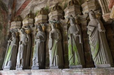 The Apostles, South Porch, Locmelar