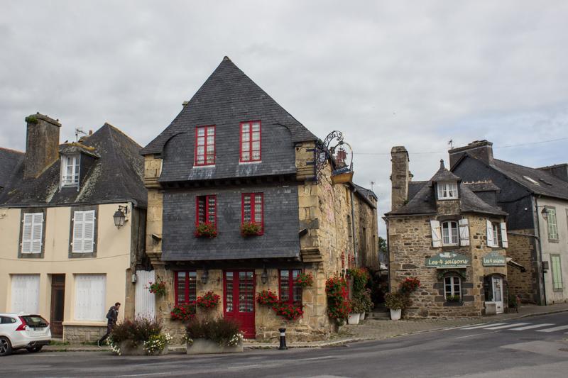 La Fregate - 16C house in Le Faou