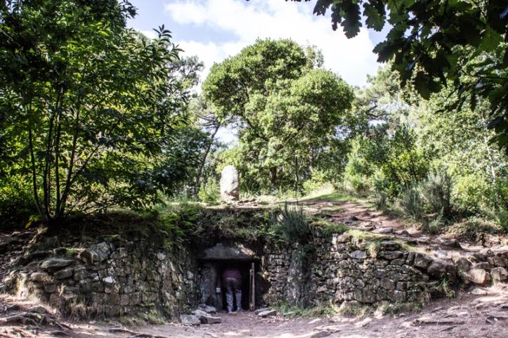 The Tumulus of Kercado, Carnac