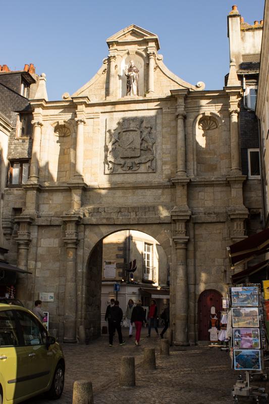 Porte St Vincent Ferrier, Vannes