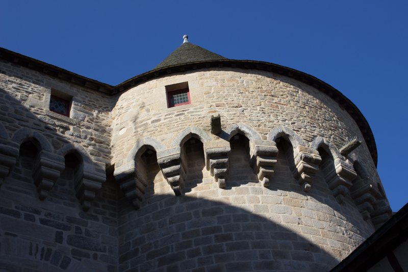 The Tower of the Prison Gate, Vannes