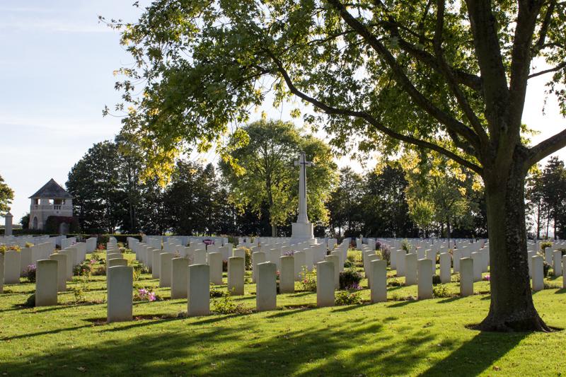Canadian War Cemetery, Beny-sur-Mer