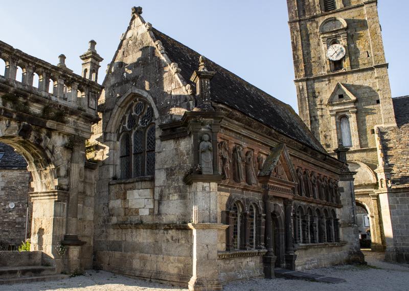 The Ossuary, Sizun Church
