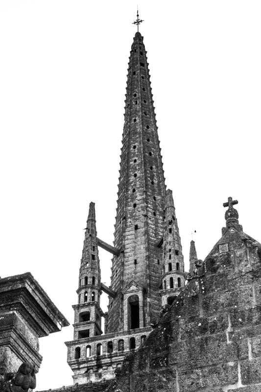 The Church of St Suliauc, Sizun