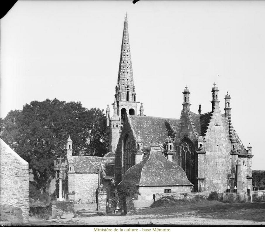 Church of Locmelar (www.culture.gouv.fr)