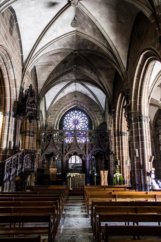 The High Altar, Le Folgoet