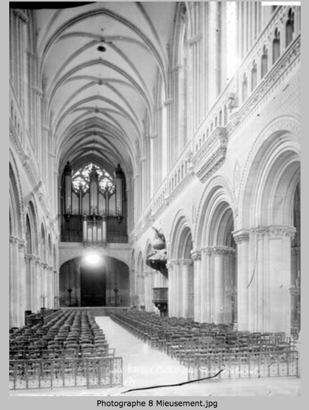 The Cathedral of Notre Dame, Bayeux, Mederic Mieusement